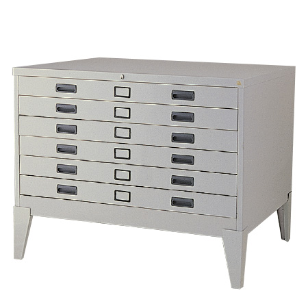 Model L22A Horizontal Plan File Cabinet | Lion Steelworks Sdn Bhd